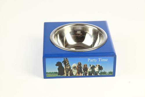 Pet Dog Food Bowl