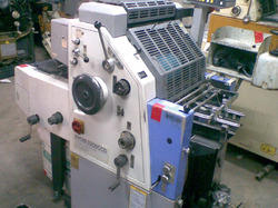 Used Ryobi 3200 CCD Mini Offset Machines