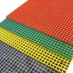 Smooth FRP Flooring, for Industrial, Square