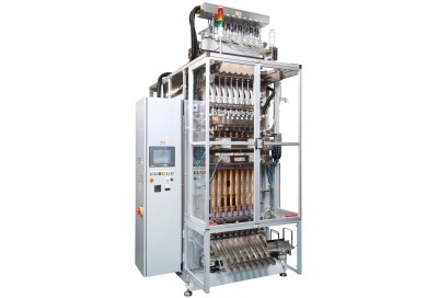 LIQUID STICK PACKING MACHINE - Liquid Stick Pack Machine
