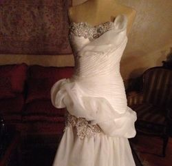 Customized Wedding Gown