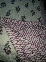 Jaipur Hand Block Print Quilt