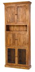 Rose Wood Kitchen Cabinet