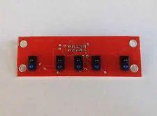 Line Follower Robot Sensor Array Tcrt 5000 Sensor Module
