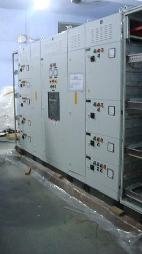 Electrical Control Panel And Motor Control Center