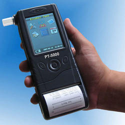 PT5000P Breath Analyzer Inbuilt Printer