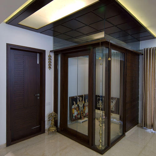 Beautiful God Room Interior Designs With Modern Mandir Design Home