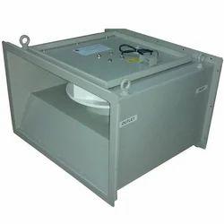 2.2kW 315 V Mild Steel Cabinet Inline Fan