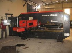 Used Vipros 255 CNC Turret Punch Press