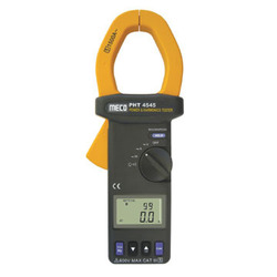 Three Phase or One Phase Clamp-On Power Meter