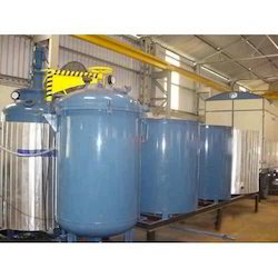 Metal Impregnation Plant