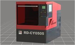 600W YAG Laser Cutting Machine
