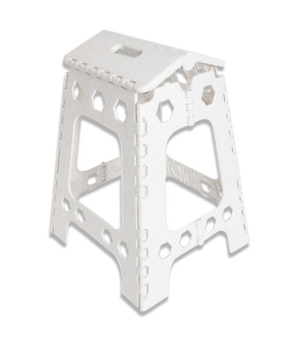 Awesome Plastic Foldable Stools Creativecarmelina Interior Chair Design Creativecarmelinacom