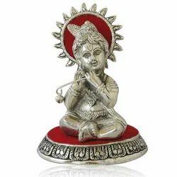 Metal Bal Gopal Statue