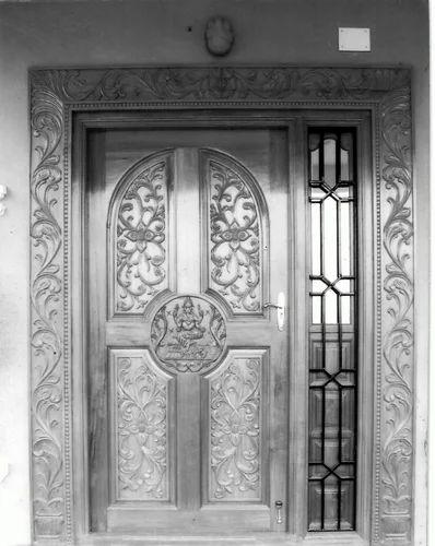 Traditional Main Door Doors And Windows Jayasai