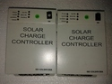 Microcontrollar Solar Charge Controller