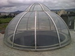 Prefabricated Domes Fabrication Services