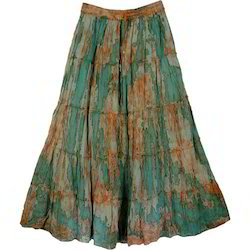 Stylish Indian Long Skirt