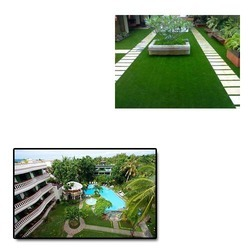 Artificial Grass for Hotels
