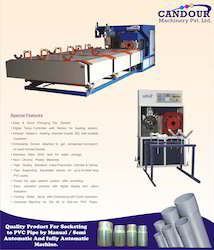 Automatic PVC Pipe Socketing Machine