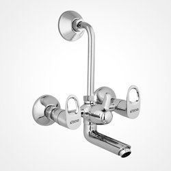 Wall Mixer Tel with L Bend Splash