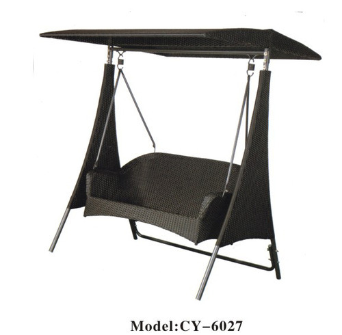Two Seater Cane Swing At Rs 35000 Piece Outdoor Swing Id