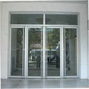 Glass Aluminium Door