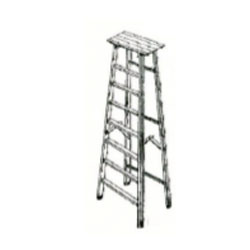 Aluminum Folding Factory Ladder (Heavy Duty)