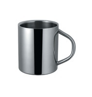 Steel Double Wall Milk Mug
