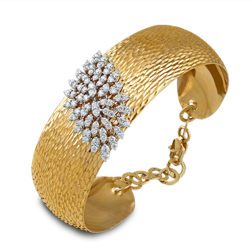 gold bracelet ct diamond and tw sapphire white azura top