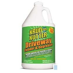 Rust Oleum Krud Kutter Driveway Cleaner and Degreaser