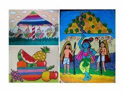 Art Class Services Child Art Course in Mumbai, Subodh