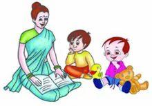 Mother - Toddler Program