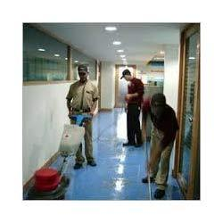 Office Floor Cleaning Service