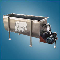 Milk Can Scrubber Machine