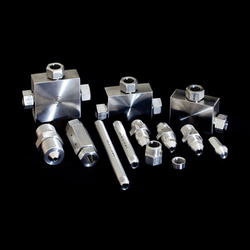 High Pressure Autoclave Type Fittings