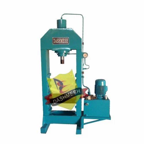 Hydraulic H Type Two Pillar Electric Press Machine - Dashmesh Group