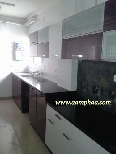 Small House Interior Design Modern Wood Kitchen Manufacturer From Chennai