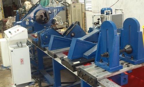 Special Purpose Machine Large Hydraulic Cylinder Repair