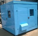 Acoustic Enclosure for Blower