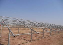 Solar Panel Mounting Structure Rooftop Solar Mounting