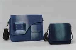 Travel Denim Handbags