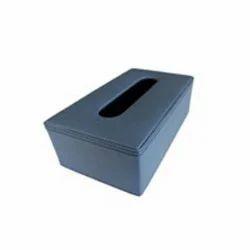Grey Tissue Box