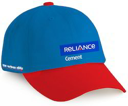 Customized Cap with Company Logo