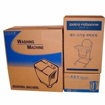 Corrugated Paper Carton Boxes