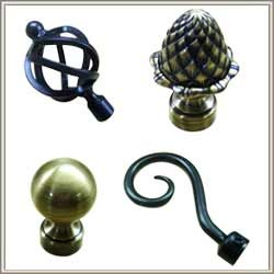 Curtain Finial