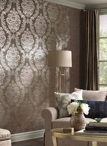 Damask Designer Wallpapers View Specifications Details of