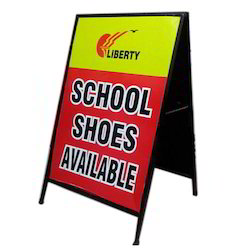 A Sign Boards