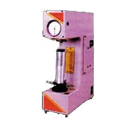 Motorized Rockwell  Hardness Tester