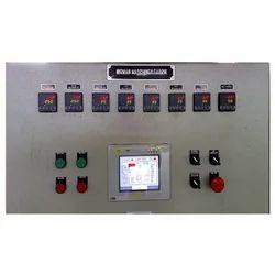 PLC Panel with HMI